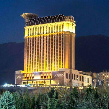 پروژه هتل اسپیناس
